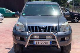 Toyota, Land Cruiser, 2005, Naftë