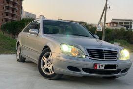 Mercedes-Benz, S-Class, 2005, Naftë
