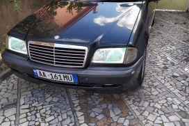 Mercedes-Benz, C-Class, 1998, Gas / LPG
