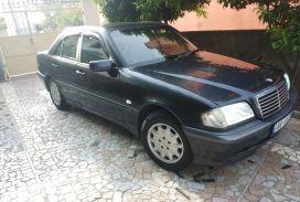 Mercedes-Benz, C-Class, 1998, Benzinë + Gas