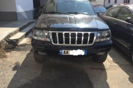 Jeep, Grand Cherokee, 2003, Naftë