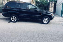 Jeep, Grand Cherokee, 2003, Naftë