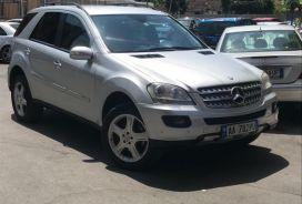 Mercedes-Benz, ML-Class, 2007, Diesel