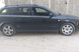 Audi, A4, 2003, Naftë