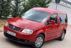 Volkswagen, Caddy, 2008, Naftë