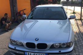 BMW, Seria 5, 2000, Naftë