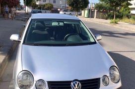 Volkswagen, Polo, 2002, Benzinë + Gas