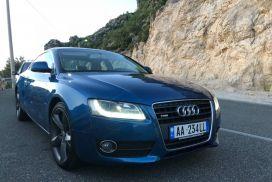 Audi, A5, 2009, Naftë