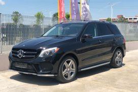 Mercedes-Benz, GLE-Class, 2016, Diesel