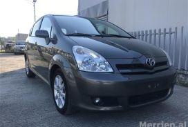 Toyota, Corolla, 2006, Nafte