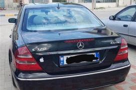 Mercedes-Benz, E-Class, 2005, Gas / LPG