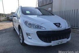 Peugeot, 308, 2010, Naftë