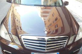 Mercedes-Benz, E-Class, 2010, Naftë