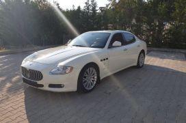 Maserati, Quattroporte, 2011, Benzinë