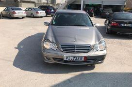 Mercedes-Benz, C-Class, 2006, Naftë