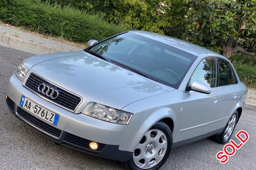 Audi  A4  Year 2003  Diesel