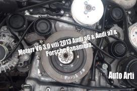 Porsche Panamera,Audi A6,Audi a7,V6 3.0 viti 2013