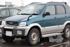 Pjese Kembimi per Daihatsu Terios viti 2004