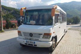 SHITET Autobuz Mercedez-Benz Vario D814, 1996