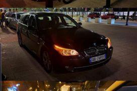 BMW, Seria 5, 2009, Naftë