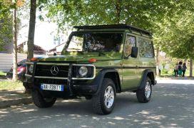 Mercedes-Benz, G-Class, 1993, Naftë