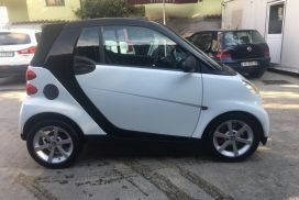 Smart, ForTwo, 2007, Nafte