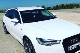 Audi, A6, 2012, Diesel