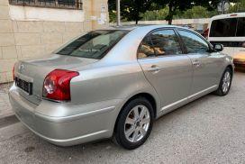 Toyota, Avensis, 2006, Naftë