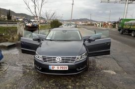 Volkswagen, CC, 2014, Naftë