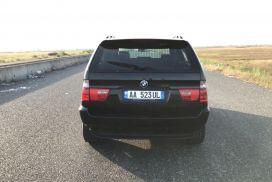 BMW, X5, 2006, Nafte