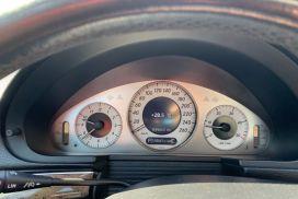 Mercedes-Benz, E-Class, 2009, Diesel