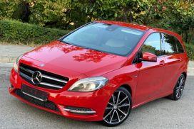 Mercedes-Benz, B-Class, 2012, Diesel