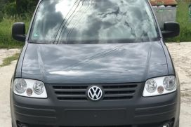 Volkswagen, Caddy, 2009, Petrol + Gas