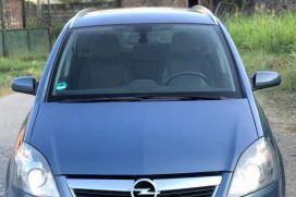 Opel, Zafira, 2007, Diesel