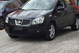 Nissan, Qashqai, 2007, Naftë