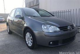 Volkswagen, Golf, 2008, Naftë