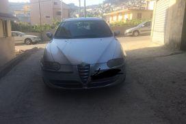 Alfa Romeo, 147, 2001, Naftë