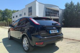 Ford, Focus, 2011, Naftë