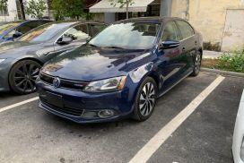 Volkswagen, Jetta, 2013, Hybrid (benzin/elektrik)