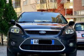 Ford, Focus, 2008, Petrol + Gas