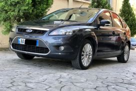 Ford, Focus, 2008, Petrol + Gas