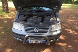 Volkswagen, Sharan, 2006, Naftë