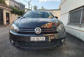 Volkswagen, Golf, 2010, Benzinë