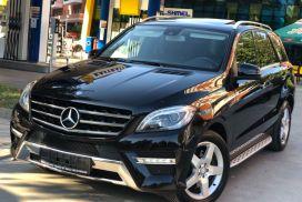 Mercedes-Benz, ML-Class, 2013, Naftë