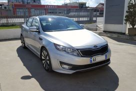 Kia, Optima, 2012, Hybrid (petrol/electric)
