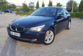 BMW, 5 Series, 2010, Petrol + Gas