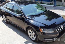Volkswagen, Passat, 2012, Benzinë + Gas