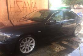 BMW, Seria 7, 2002, Benzinë + Gas