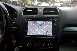 Navigator 8inch Touchscreen DVD-VW Golf Passat etj