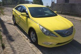Hyundai, Sonata, 2014, Gas / LPG